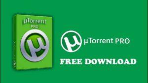 Utorrent Pro Crack 3.5.5 with Key Build