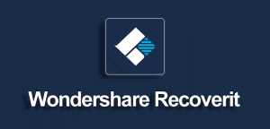 Wondershare Recoverit Free Download