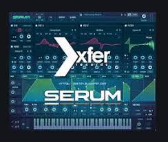 Xfer serum free download