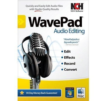 wavepad sound editor activation