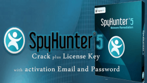 SpyHunter 5 Crack Serial Key Free Download
