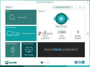 panda free antivirus activation code