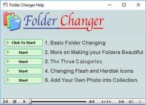 FolderChanger crack download 1