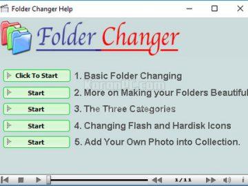 FolderChanger crack download